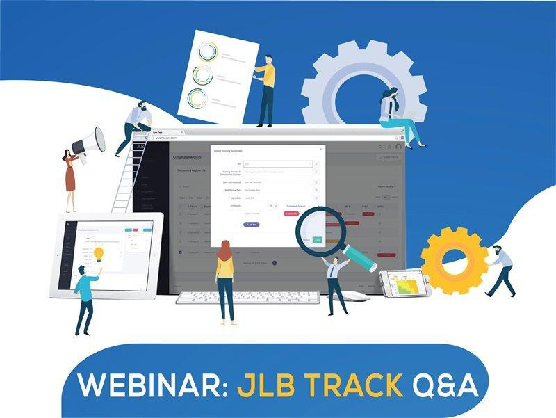 Quality Management Software - Webinar - JLB Track