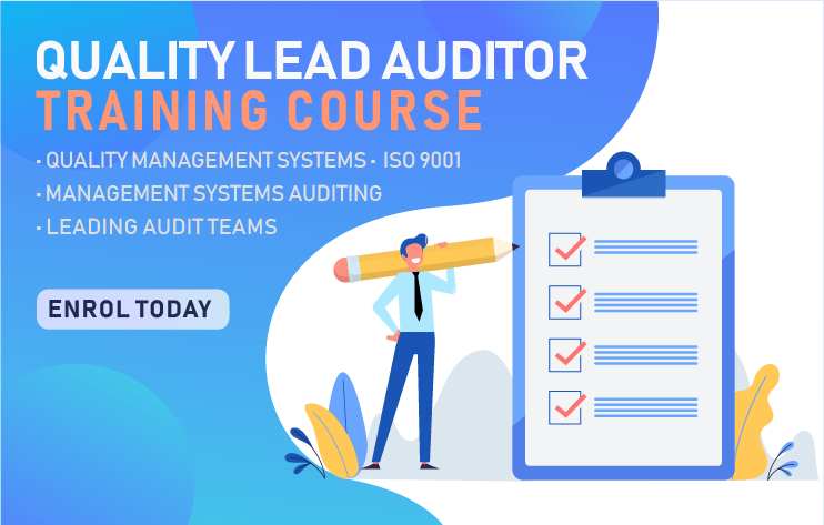 Quality Lead Auditor Course: Complete your training with JLB