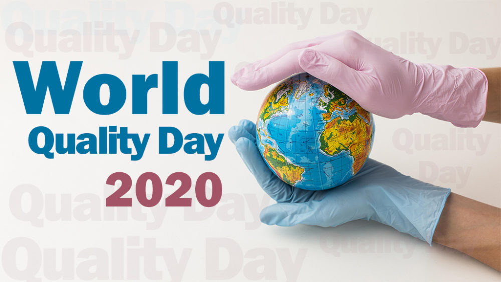 World Quality Day 2020!